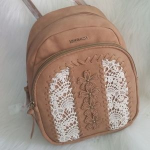 💖 Wallflower Mini Backpack Purse